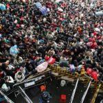 Pavasarinė migracija - kinų Naujųjų metų ypatybė